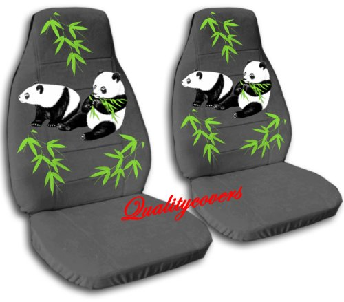 panda bear car seat covers - 7