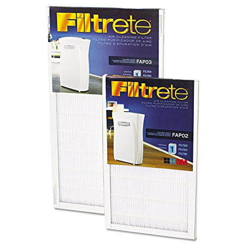 051111542934 - Filtrete Air Cleaning Filter, 15 in x 9 in x .75 in, 1/Pack carousel main 2
