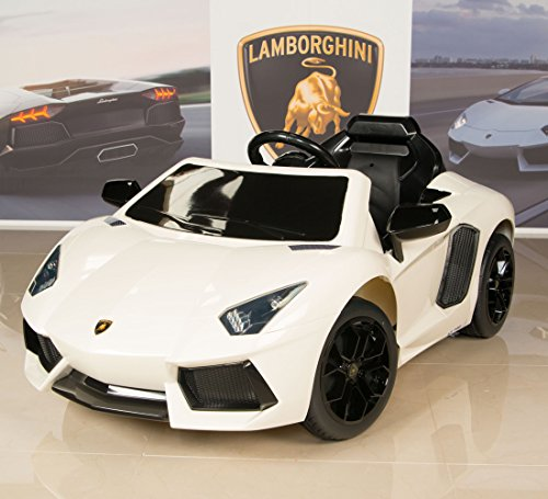 lamborghini-aventador-12v-kids-ride-on-battery-powered-wheels-car-with-24ghz-rc-remote-white