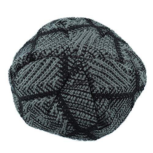 Cap Warm Lana Hombres IRONLAND 4 y Knitting Beanie Hats Winter para Mujeres Skull OnEpR