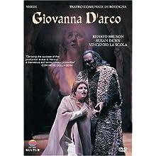 Verdi - Giovanna d'Arco / Susan Dunn, Vincenzo La Scola, Renato Bruson, Pietro Spagnoli, Riccardo Chailly, Bologna Opera (1990)
