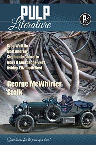 Pulp Literature Winter 2016: Issue 9