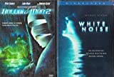 Hollow Man 2 , White Noise : Sci-fi Thriller - Widescreen Edition - 2 Pack Gift Set