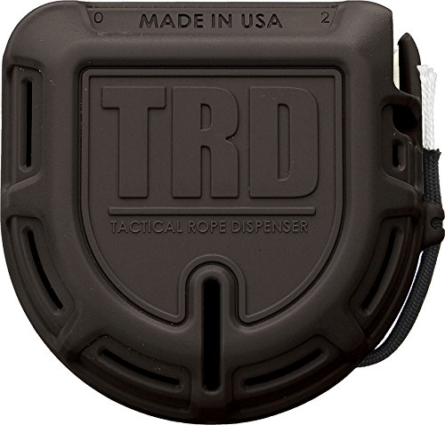 Attwood ARMTRDBLK-BRK Tactical Rope Dispenser Black