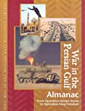 War in the Persian Gulf Almanac, Laurie Collier Hillstrom, 0787665630