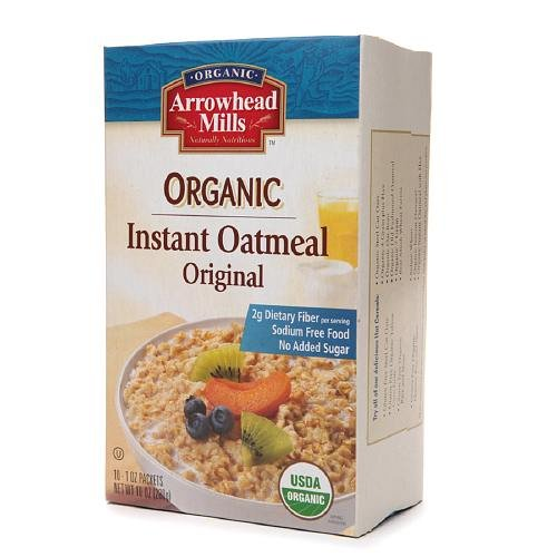 Original Instant Oatmeal 10 Ounces (Case of 6)