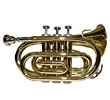 Crystalcello WD480 B Flat Lacquer Plated Pocket