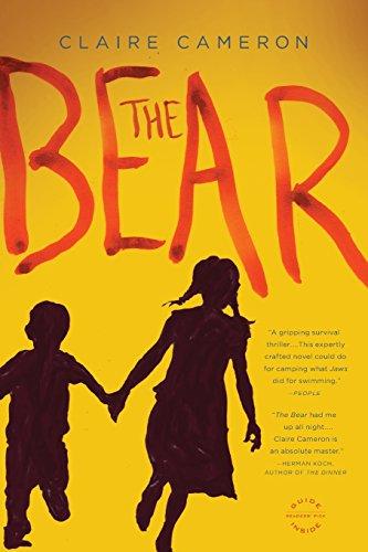 Claire Bear (The Bear: A Novel)
