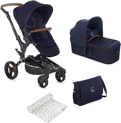 Jané Rider - Cochecito de bebe 2 piezas, capazo plegable y silla ...