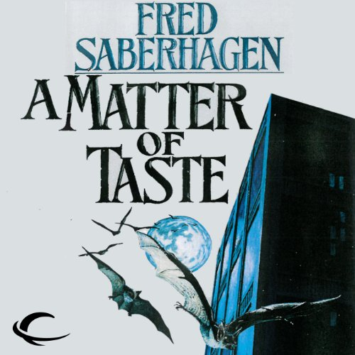 A Matter of Taste: The New Dracula, Book 6