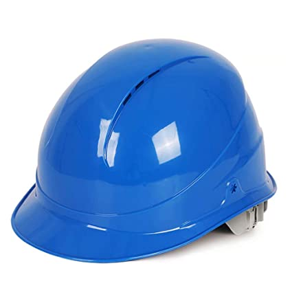 WY-Hard hat Casco de protección - Casco de Seguridad de construcción con Sistema de