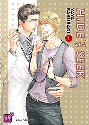 Hide And Seek T01 Amazonde Yaya Sakuragi Fremdsprachige Bucher