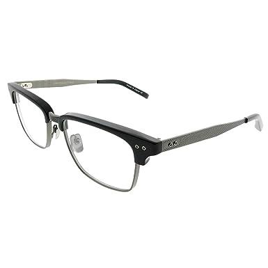 Amazon.com: anteojos Dita Estadista Tres DRX 2064 a-blk-slv ...