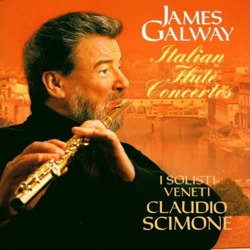 Pergolesi/Galuppi/Piacentino/Gianella/Tartini/: Italian Flute Concertos