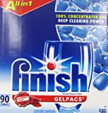 FINISH GELPACS FRESH SCENT 90 CT by Finish
