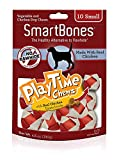 Smartbone Playtime Chews for Dogs with Real Chicken Treats Inside (Chicken, 20 Pieces/Pack) Review