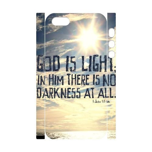 3D Stevebrown5v Christian Case For Iphone 5 5S Cover Wallpaper Or Android TagsChrist Jesus God Religious Bible Quotes Backgrounds