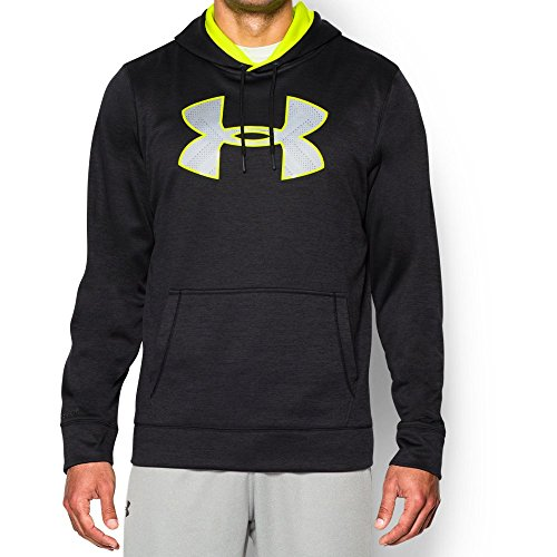 Under Armour UA Storm Armour Fleece Big Logo Twist SM Black