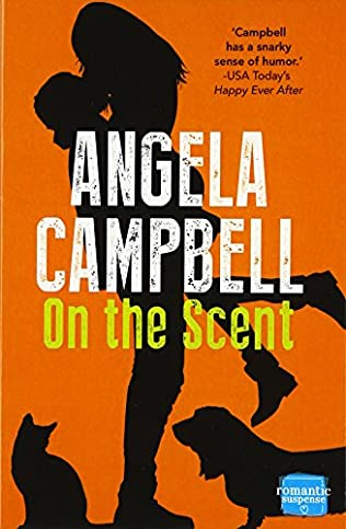 book cover of On the Scent