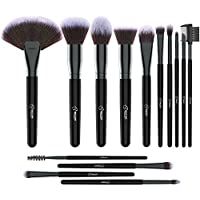Bestope 14-Pc. Premium Makeup Brushes Set