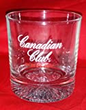 Canadian Club Whisky Glass