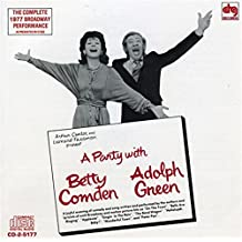 A Party With Comden & Green