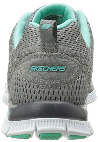 Obvious Skechers gytq Flex Appeal Femme Choice Baskets Gris Basses q11Enr8HA