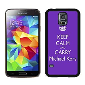Samsung Galaxy S5 Screen Case ,Beautiful Lovely Case NW7I 123 Case M ichael-K ors 47 Black Samsung Galaxy S5 Cover Case Fashion And Durable Designed Phone Case