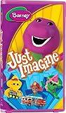 Barney-Just Imagine [VHS]
