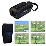 Galileo EGS-1 Electronic Golf Scope and Rangefinder