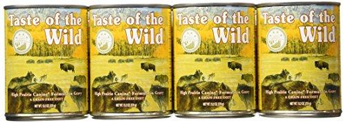 Taste Of The Wild Dog High Prairie 12/13.2oz