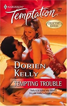 Tempting Trouble (Harlequin Temptation) 0373692242 Book Cover