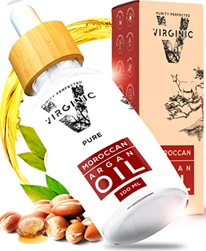 Moroccan Argan Oil for Face Skin and Body Hair Shampoo Conditioner Organic Treatment Cold Pressed Morrocan Shea Oils Keratin Growth Argon Spray Cream Mask Pure 100 Products of Morocco Aceite Wash Dry