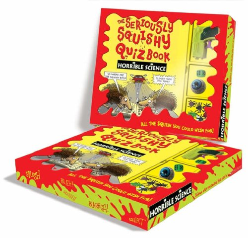 The Seriously Squishy Quiz Book Pack Horrible Science: Amazon.es ...