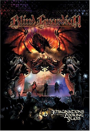Amazon Com Blind Guardian Imaginations Through The Looking Glass Oliver Holzwarth Hansi Kursch Andre Olbrich Marcus Siepen Thomen Stauch Matthias Knezy Bohm Vasco Tjong Ayong Michael Friedrich Hansi Kursch Thomen Stauch Movies Tv