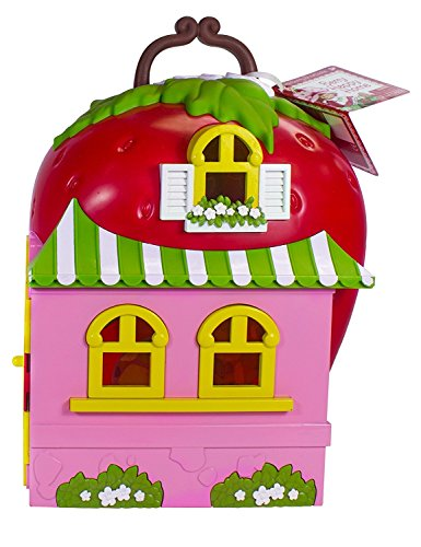 The Bridge Direct Strawberry Shortcake Berry House Playset