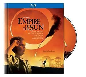 Empire of the Sun (BD Book) [Blu-ray]