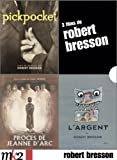 Robert Bresson Collection: Pickpocket / Proces de Jeanne d'Arc / L'Argent