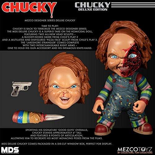 Mezco Toyz MDS Deluxe Chucky ()