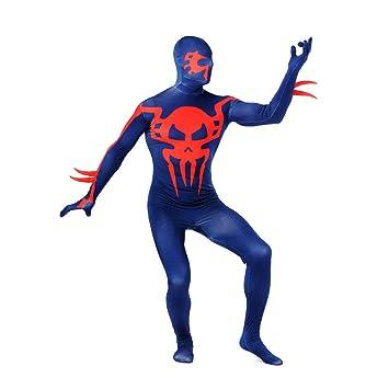 KYOKIM Traje De Spiderman Cosplay De Halloween Traje ...