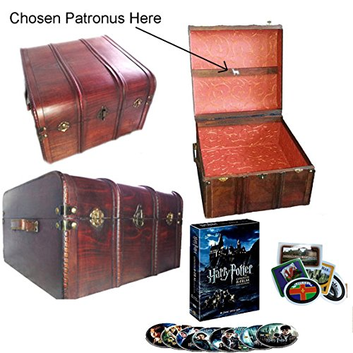 Hogwarts Trunk - Complete 8 Film Collection DVD by Keene/Fx