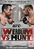 UFC 180 - Werdum vs Hunt - Extended Edition [DVD]