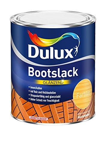 AKZO NOBEL (DIY DULUX) Bootslack glänzend 0,750 L, farblos, 5195008