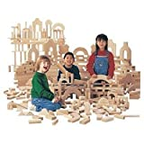 Unit Blocks - Starter Set Of 86 Pieces, 14 Shapes