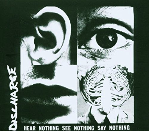 Hear Nothing See Say product image