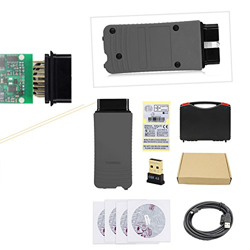 GZYF VAS 5054A Full Chip OKI ODIS V3.0.3 Bluetooth Diagnostic Tool Support UDS Protocol Compatible with VW