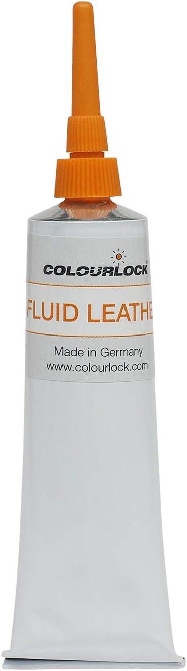 COLOURLOCK Cuero líquido F034 (Negro), 20 ml repara Grietas en Cuero/Piel de Coches, sofás, Ropa, Bolsos