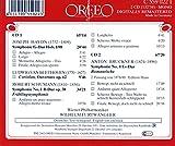 Schumann: Symphony No. 1 / Bruckner: Symphony No. 4 / Haydn: Symphony Hob. I/88 / Beethoven: Coriolan Overture Op. 62