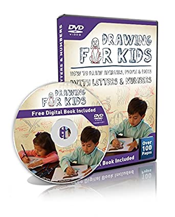 Amazon Com Drawing For Kids Learn How To Animals People More
