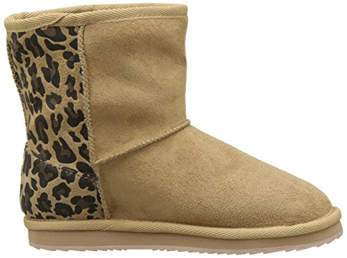 as Jeans Ni Leopard Beige para Camel Angel Botas Pepe ZSUqPYdY